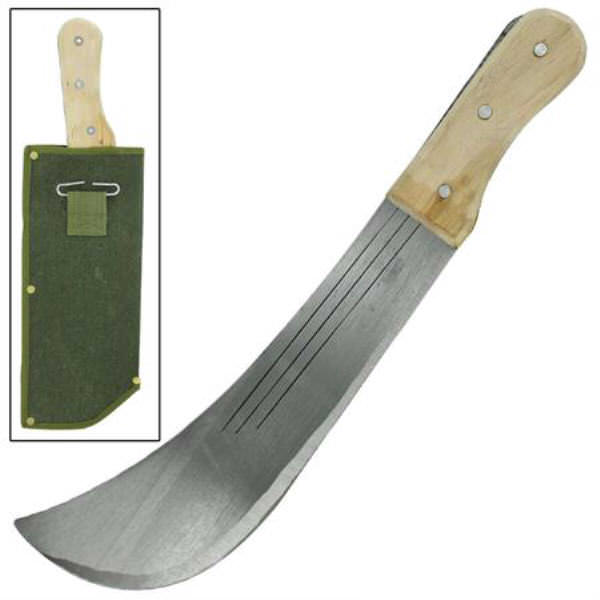 Panga FULL TANG Old English Style Machete MAT-1