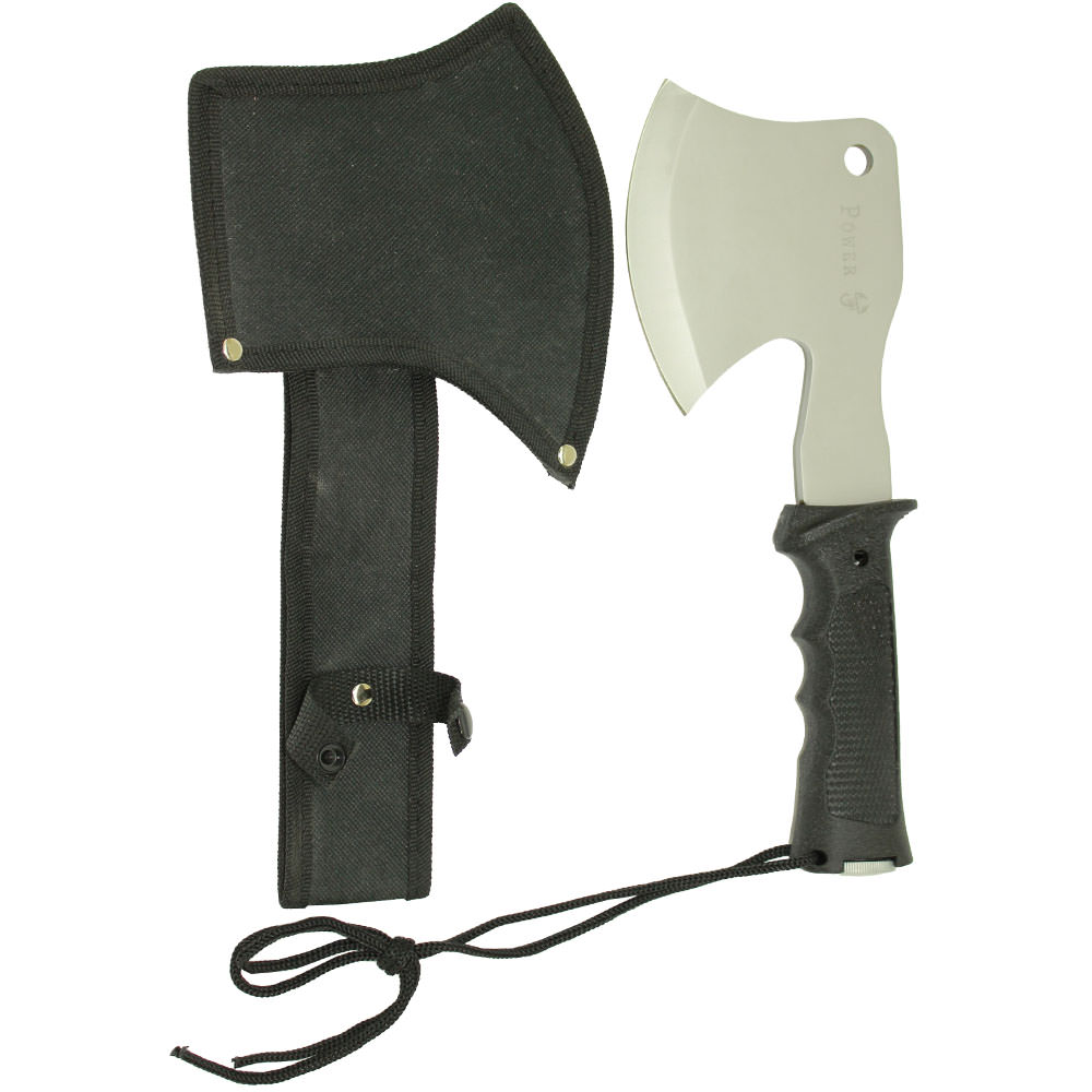 Power Scorpion Hatchet With G-10 Handle