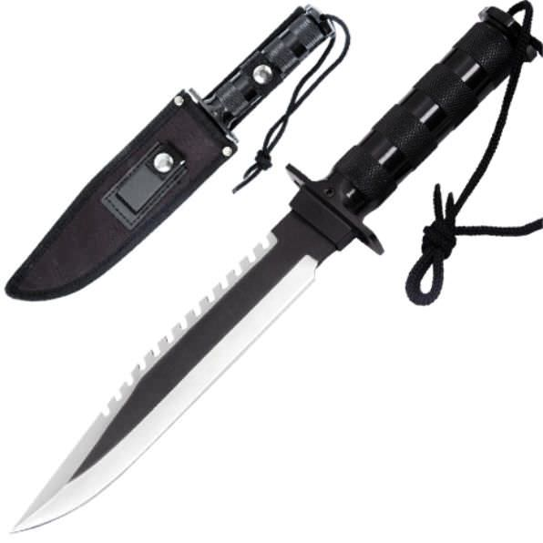 Rambo Style Survival Knife HK876B