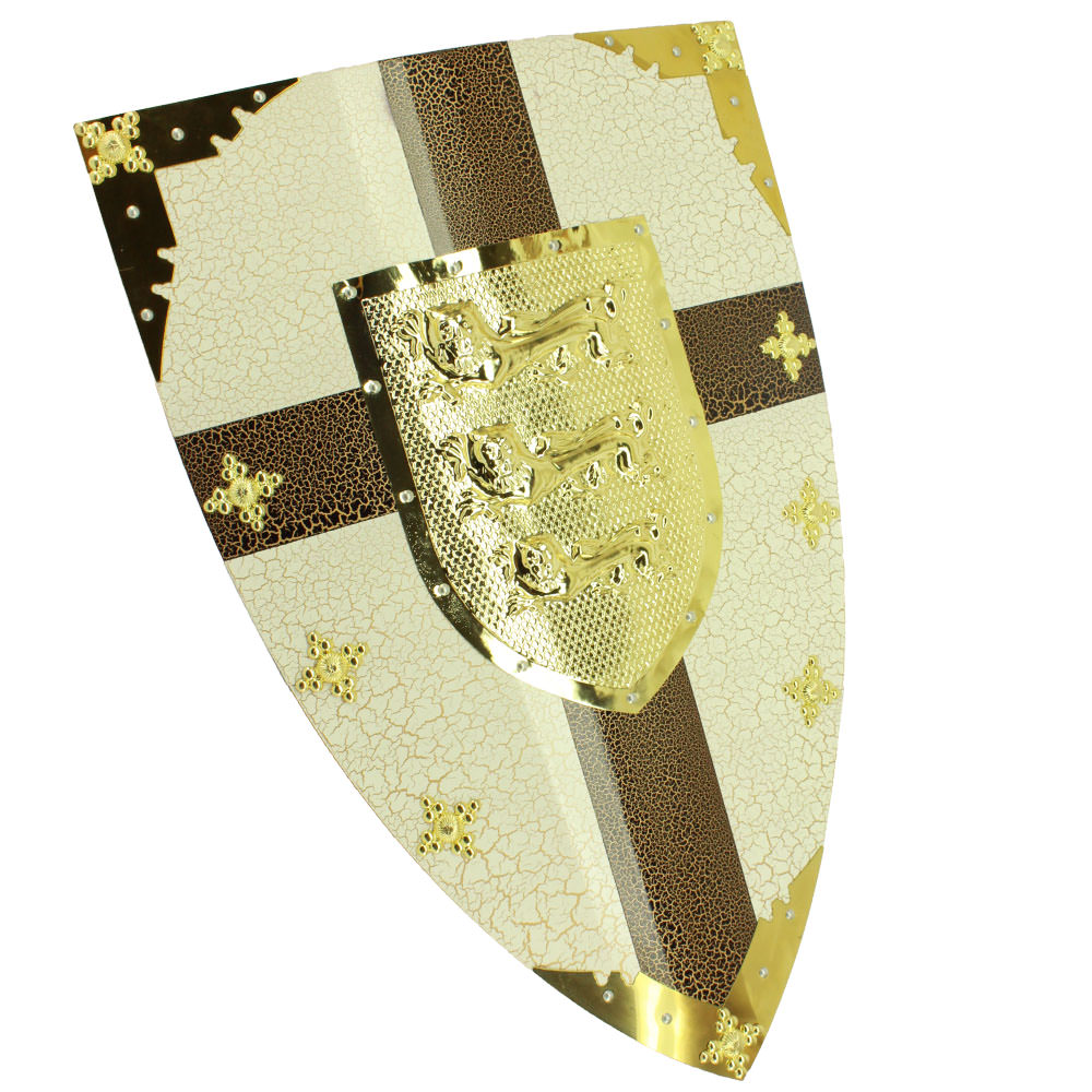 Richard Lionheart Crusader Shield