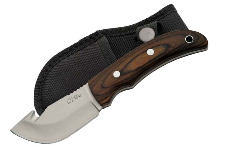 Rite Edge Gut Hook Skinning Knife 210829