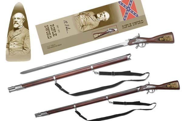 Robert E. Lee Rifle Sword 926802