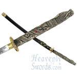 Highlander Duncan's Dragon Head Katana