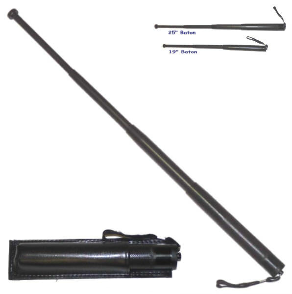 25 in Police Baton Telescoping BATON25