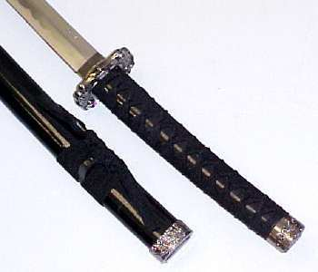 3pc Set Samurai Sword Set TK748BK4