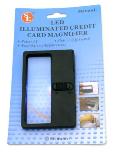 LED Lighted Credit Card ML020L