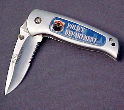 Police Department Pocket Knife C-43PD