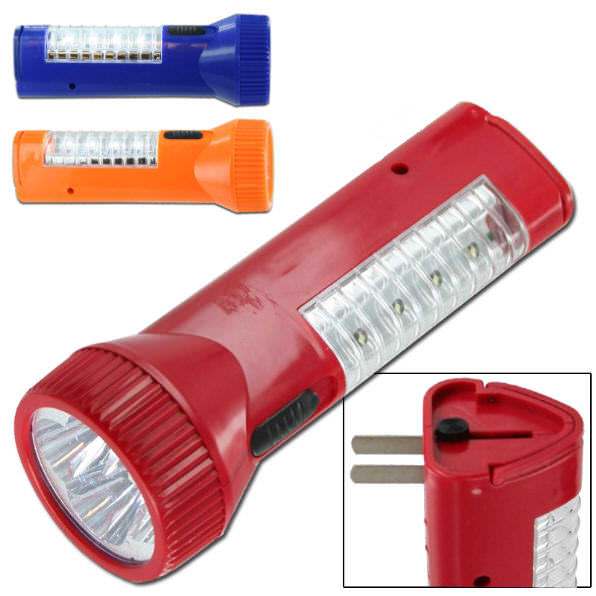 Recharageable LED Flashlight