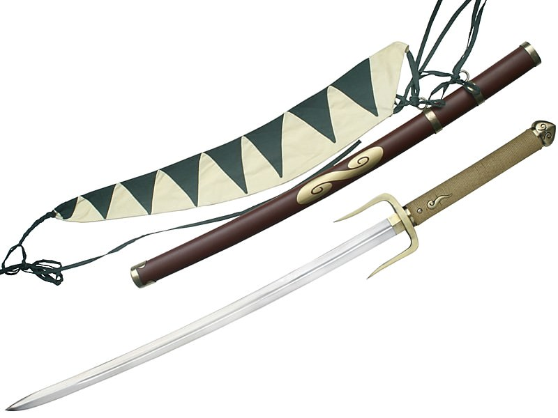Samurai Champloo Typhoon Swell Anime Sword 40""