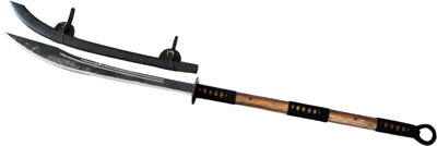 Pu Dao Chinese Naginata 54""