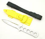 SCUBA Mini Dive Knife 8 1/8""