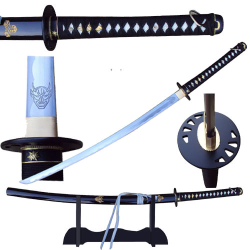Kill Bill Replica Full Tang DEMON Handmade Sword 40&quot;