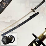 Dark Ninja Samurai Katana Sword 42&quot;
