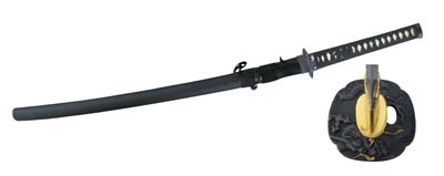 Musashi Hand Forged Steel Samurai Sword