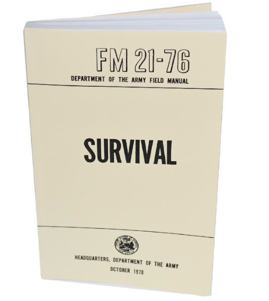 SURVIVAL Book BK093