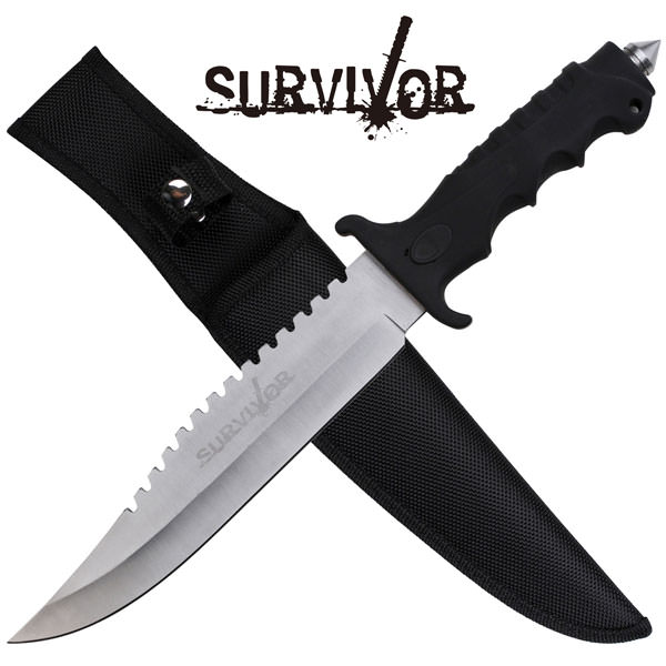 SURVIVOR Hunting / Combat Knife HK6002
