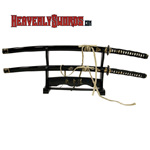 Kill Bill - Bill &amp; Bride&#039;s Katana Set