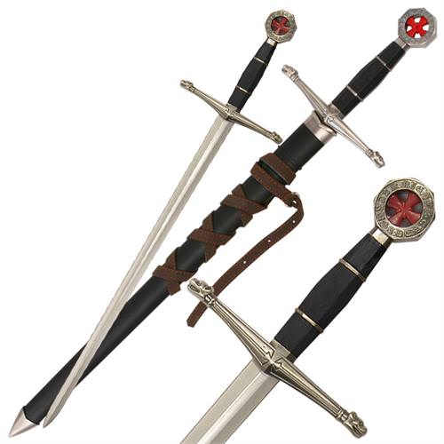 Kingdom of Heaven Sword of Ibelin Short Sword Dagger 23""