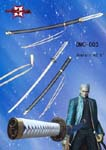 Devil May Cry 3 - Yamato Sword Of Vergil Katana 42 1/2""