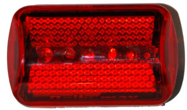 Safety Flasher 3 LED Bulbs FL20RY25