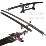 Dragon Claw Katana