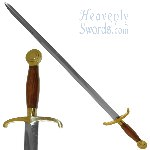Spanish Warrior Sword