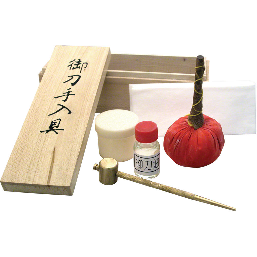 Sword Cleaning Kit
