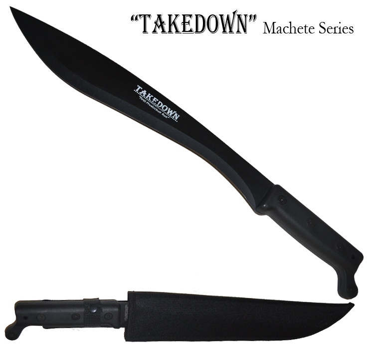 TAKEDOWN Heavy Duty Machete HK12