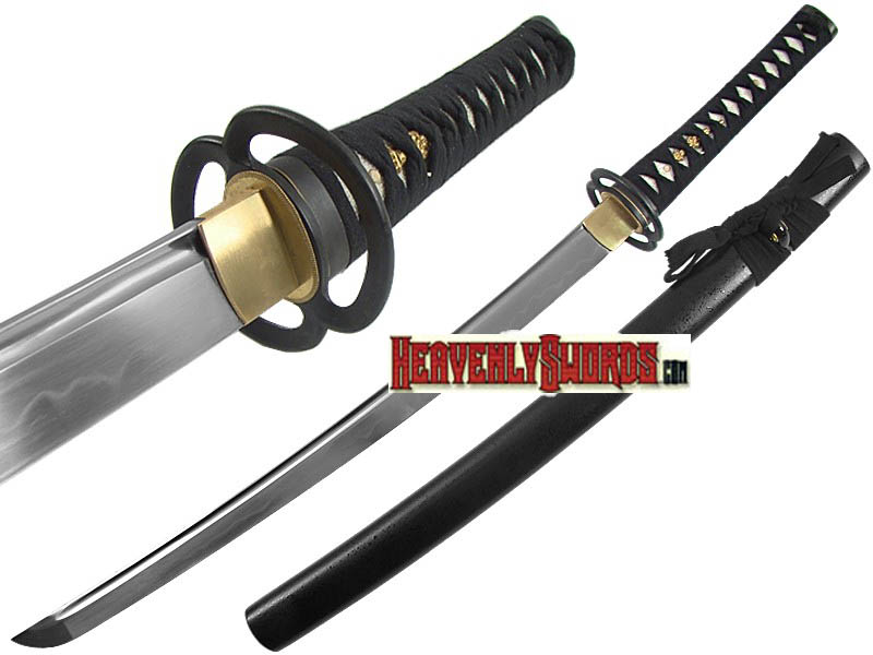 Ten Ryu Forged Musashi Wakizashi 30""
