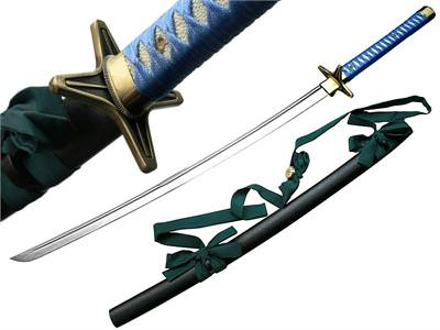 Bleach Hand Forged Hitsugaya Hyourinmaru Sword 40""