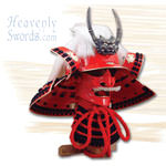Takeda Shingen Kabuto & Mempo by Hanwei