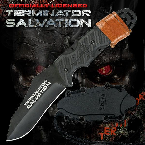 Terminator Salvation Fixed Blade MC-TS01
