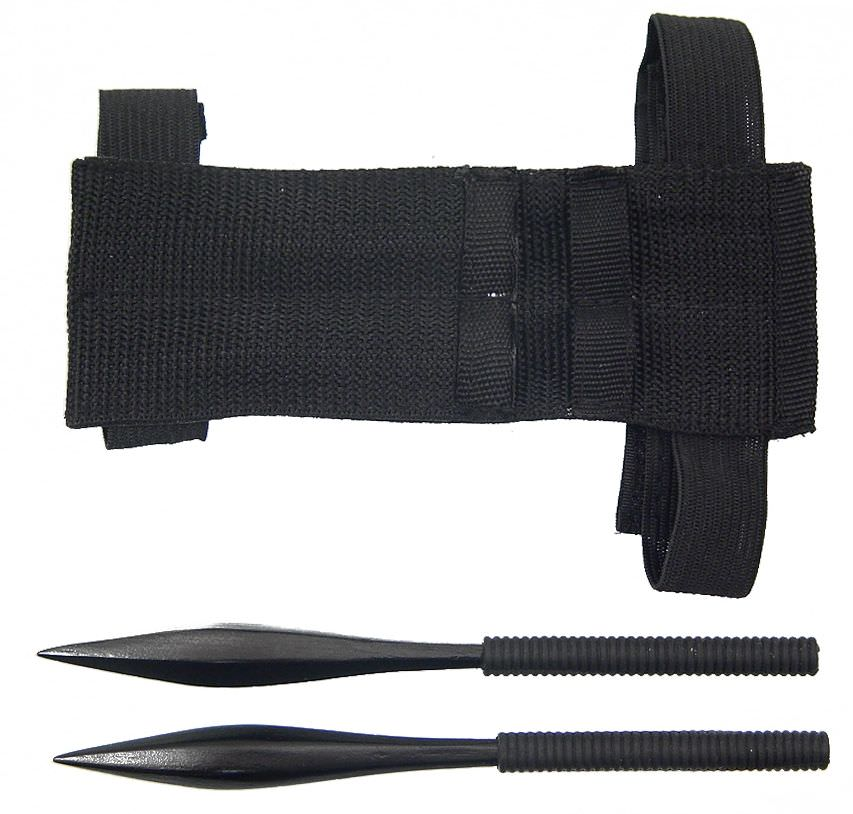 Throwing Dart Set & Wrist Sheath M808-6