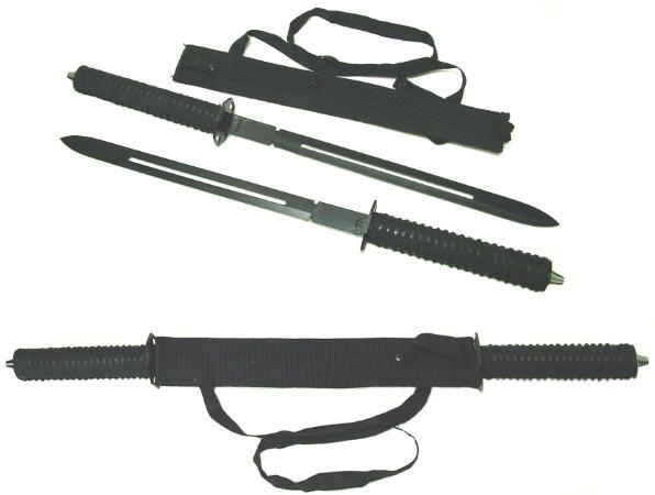 Twin Ninja Sword Set HK1181