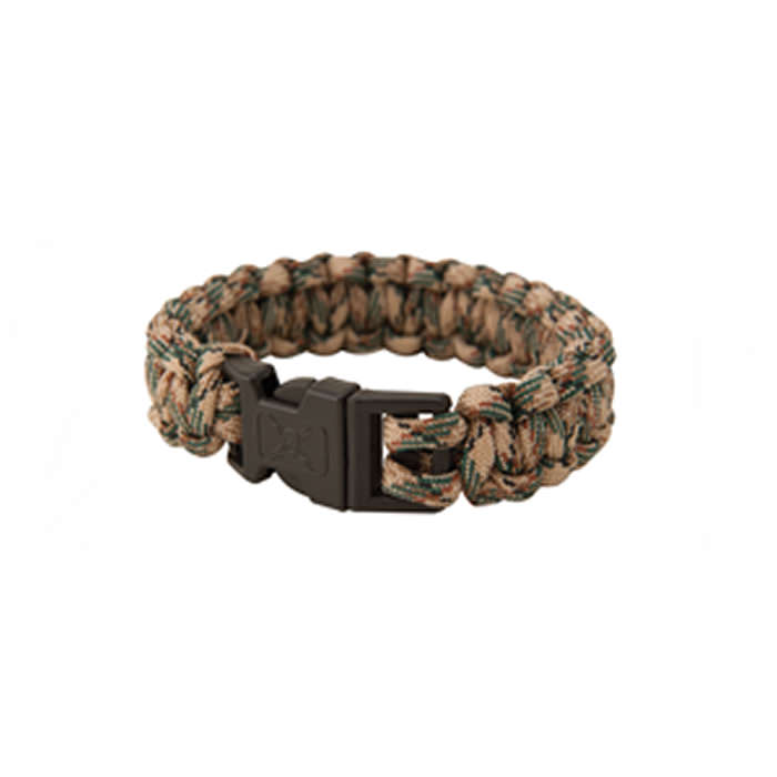 Elite Forces Paracord Bracelet Tan Camo