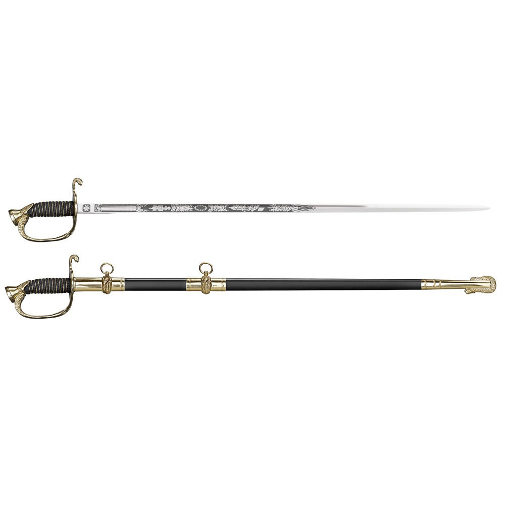 US Naval Officer's Sword (Ray Skin Handle)