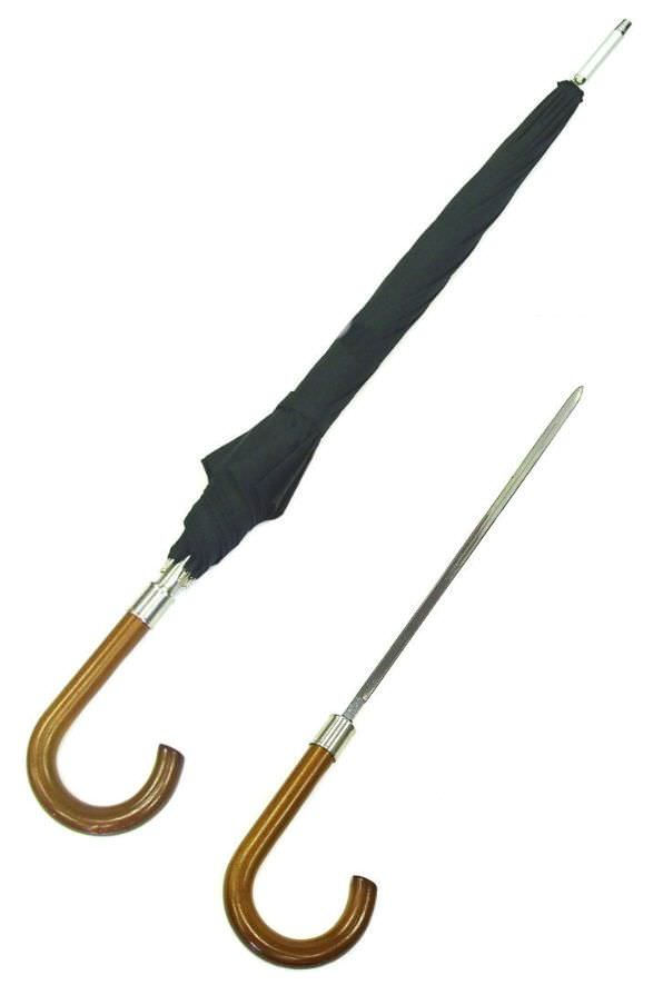 Umbrella / Sword Cane M2650-1