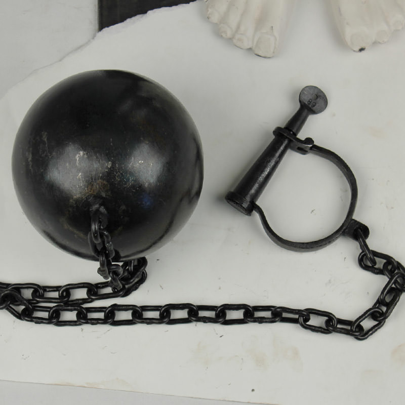 Ye Olde Ball and Chain