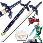 Link&#039;s Master Sword - Legend of Zelda: Twilight Princess - 37 1/2&quot; Wooden