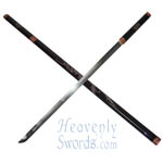 Black Dragon Stick Sword