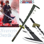 Bleach - Renji Abari&#039;s Awakened Zanpakuto - Wooden 52&quot;
