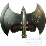 Dragon Fantasy Axe