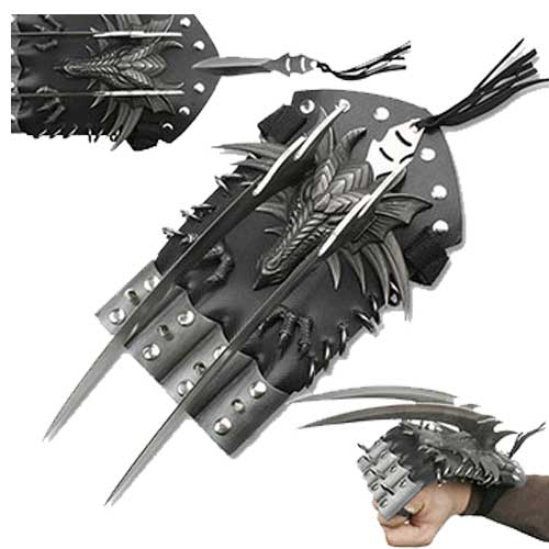 Deadly Dragon Claws