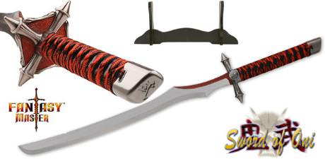 Devil May Cry - Onimusha Sword of Oni 40&quot;