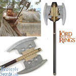 Battle Axe of Gimli Lord of the Rings LOTR