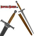 "Highlander - MacLeod Clan 43"" Broadsword"