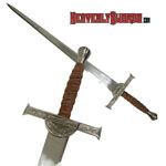 Highlander Sword - Macleod Broadsword 50 Inches!