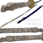 Highlander &quot;Sword of the Dragon&quot; Katana 41&quot;
