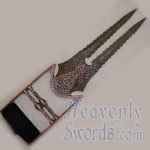 Double Blade Katar