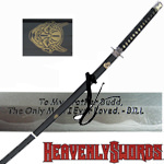 Musashi Kill Bill Budd&#039;s Sword 38 3/4&quot;